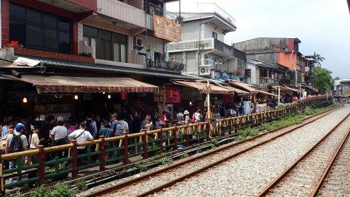 Shifen old streets