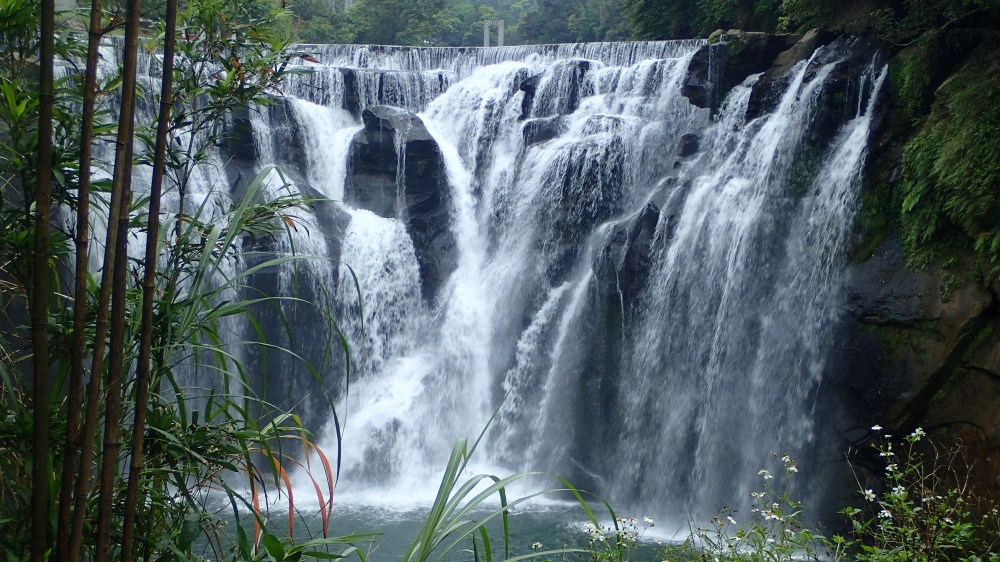 Shifen Waterfalls