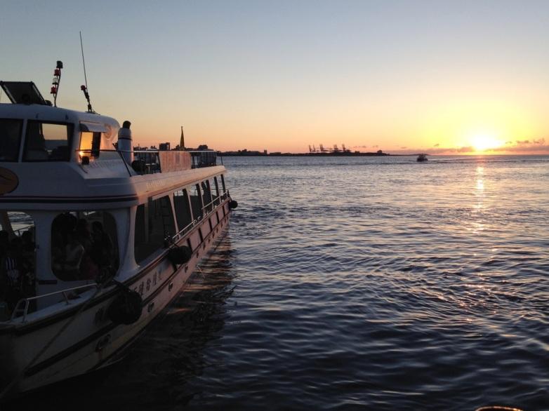 Image result for sunset danshui